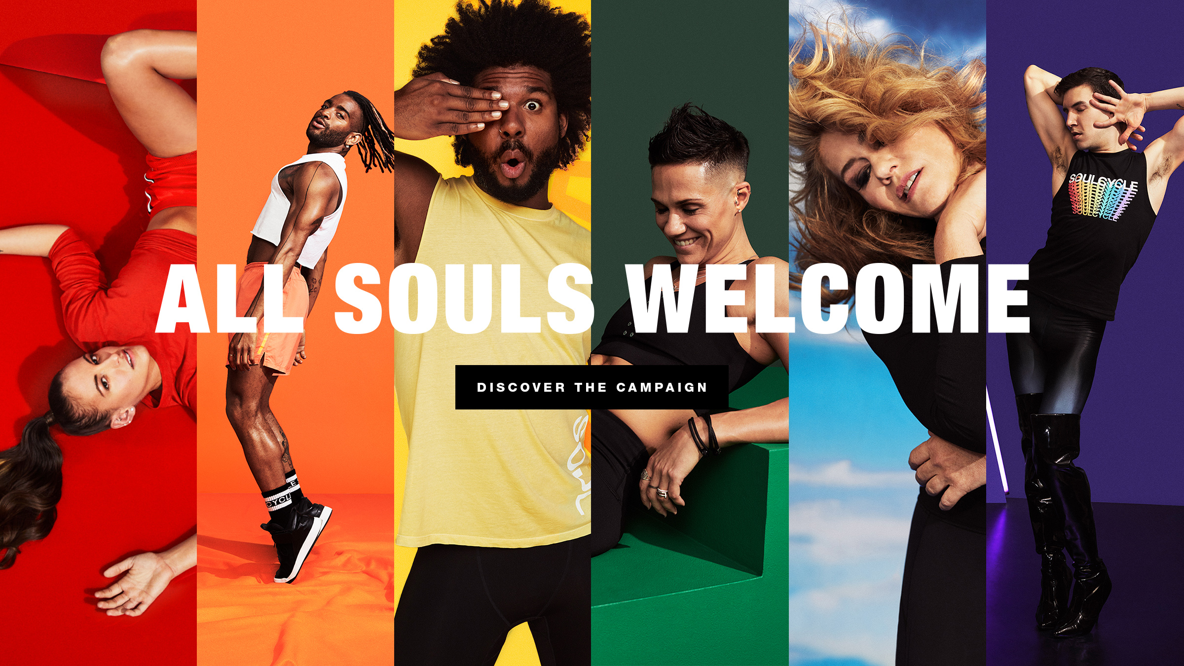 All Souls Welcome - Discover the Campaign