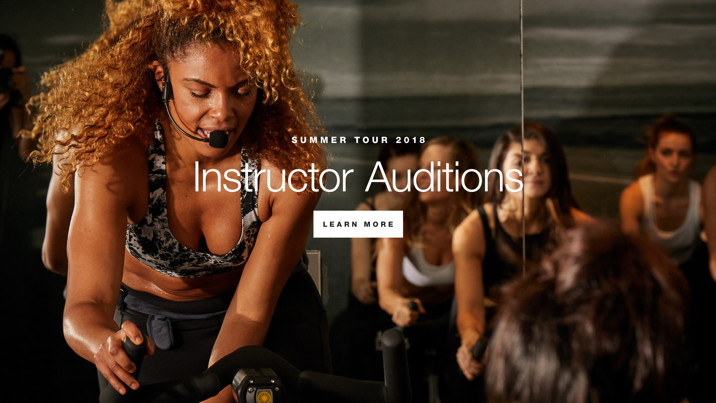 July Instructor Auditions