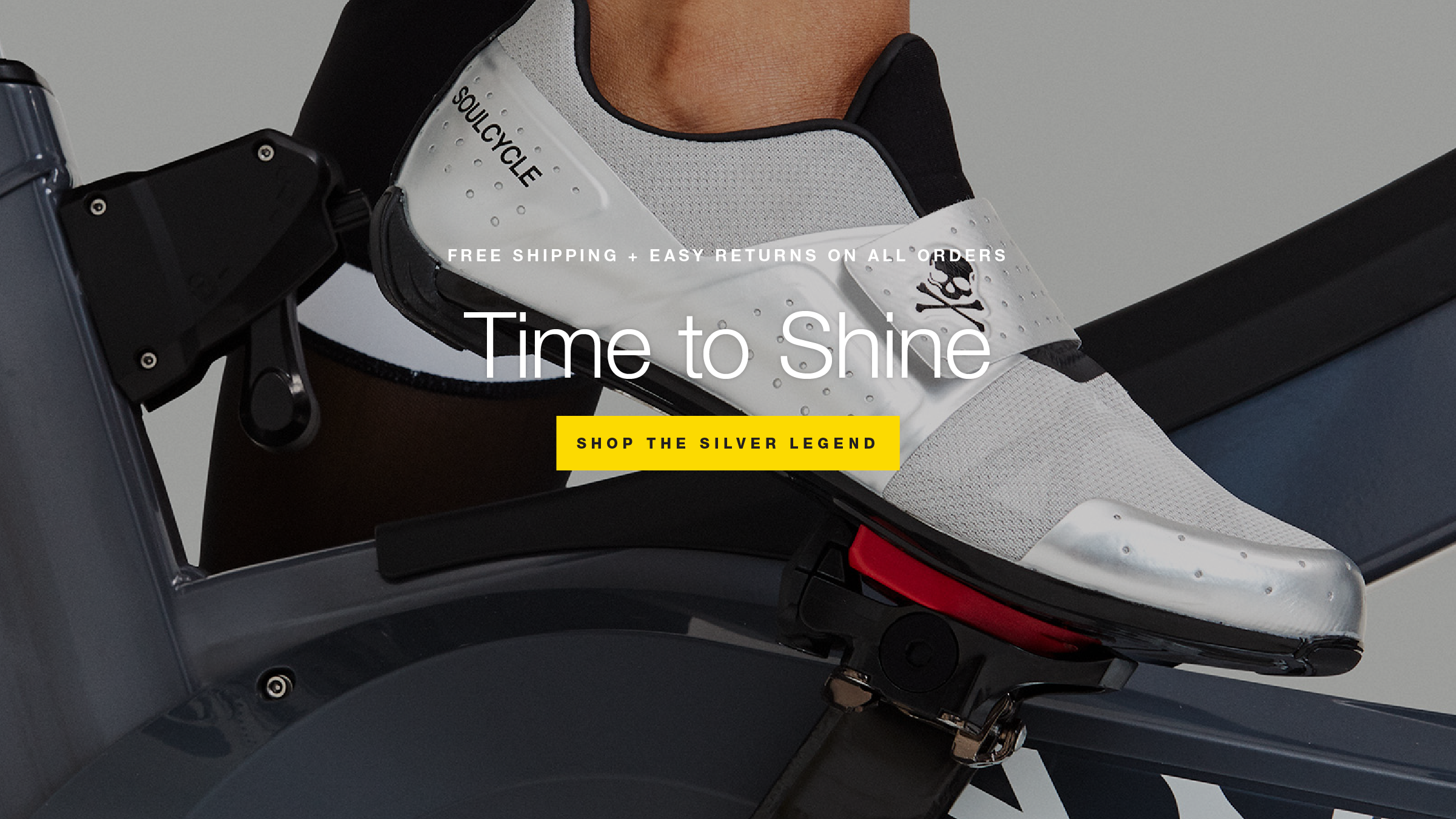 Launch of Silver Legend Cycling Shoe - Retail