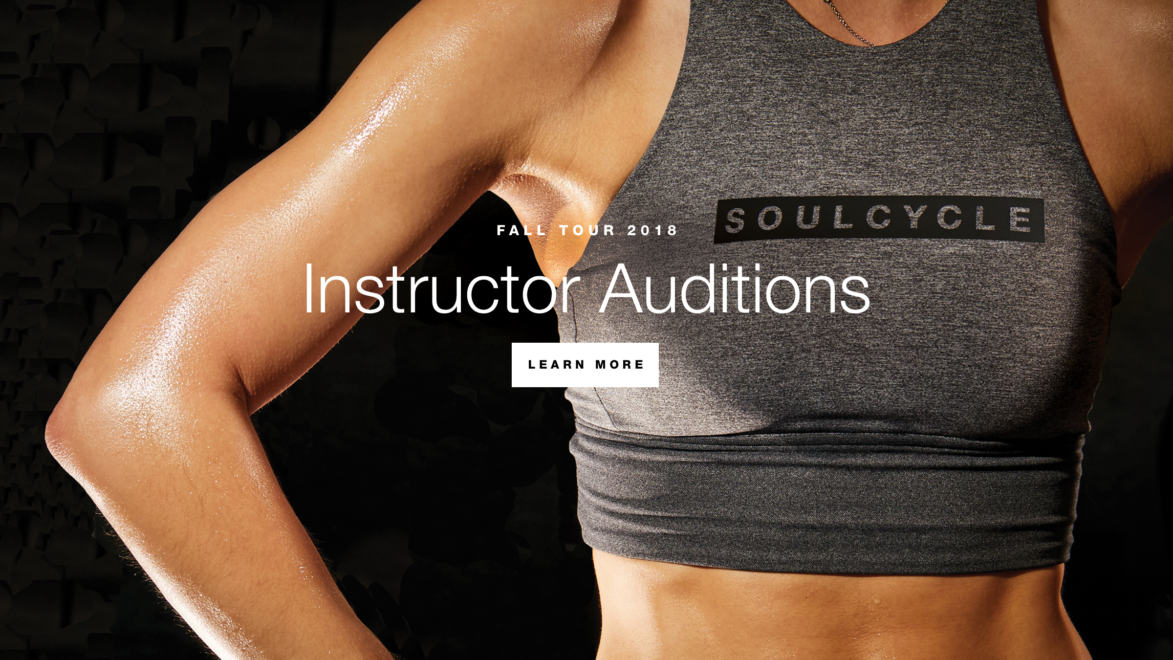 Fall Instructor Audition Tour