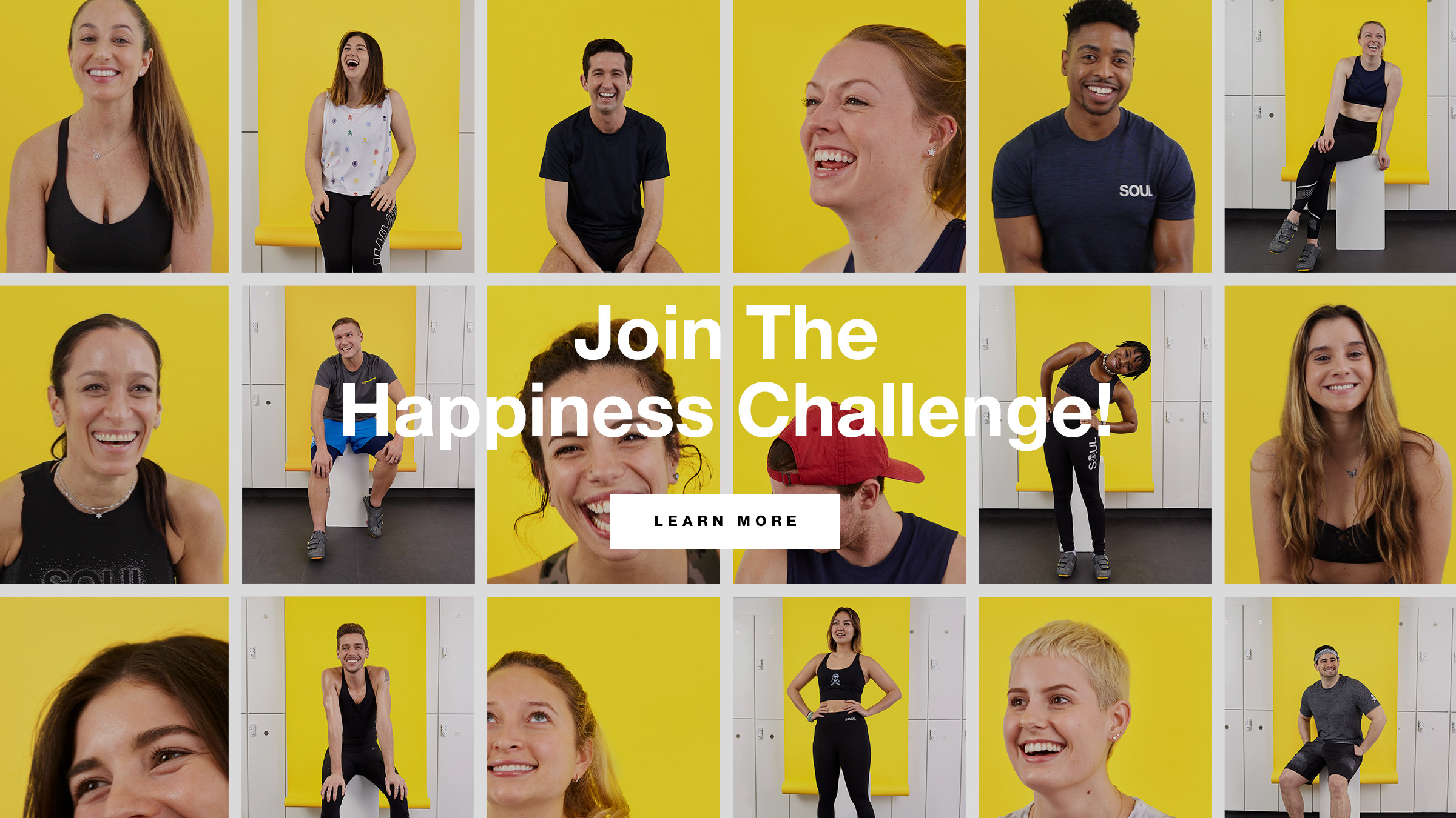 SoulCycle Happiness Challenge - Preview