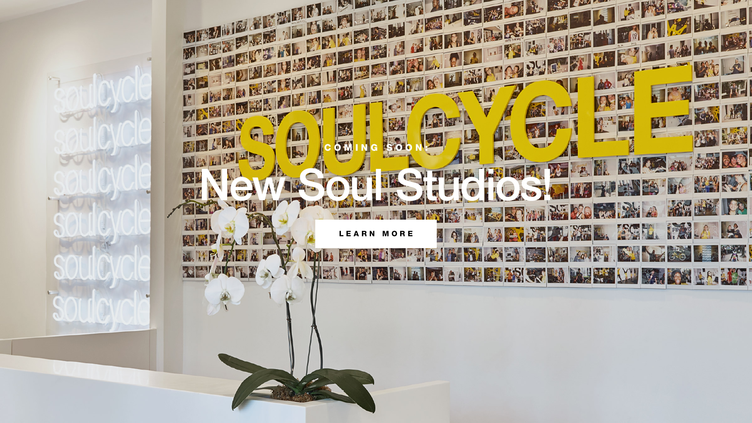 SoulCycle New Studio Openings