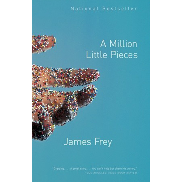the battle against substance addiction in a million little pieces a book by james frey A million little pieces is james frey's shocking true story about his battle with addiction and his gut-wrenching journey to recovery at age 23, after a decade of drug and alcohol abuse, frey hasn't just hit rock bottom, he's knocking on death's door.
