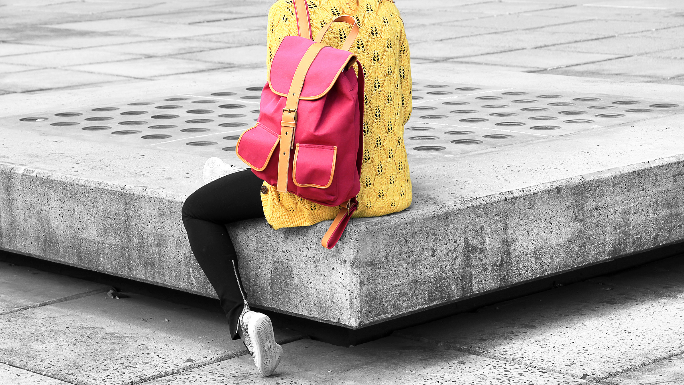0689e1f053 14 Stylish Backpacks For All-Day Comfort